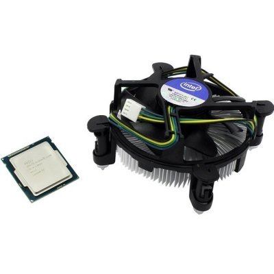 Процессор Intel Core i5-4460 (3.2GHz 6MB LGA1150) Box (BX80646I54460 S R1QK)