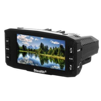 Видеорегистратор Stealth MFU 630 (MFU 630)Видеорегистраторы Stealth<br>Автомобильный видеорегистратор с радар-детектором Stealth  MFU 630 2.7/1280x720/ GPS-приемник, угол обзора камеры 140°, X/K/Ka/Лазер/Стрелка<br>