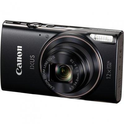 Цифровая фотокамера Canon IXUS 285 HS черный (1076C001)