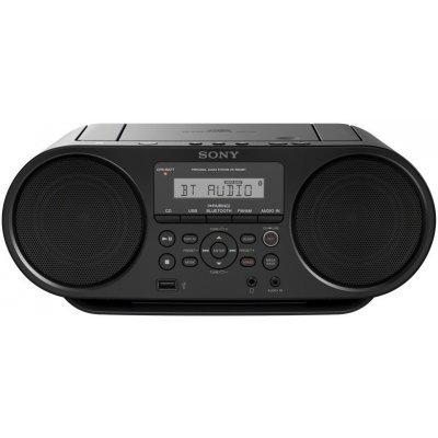 Аудиомагнитола Sony ZS-RS60BT (ZSRS60BT.RU5), арт: 232189 -  Аудиомагнитолы Sony