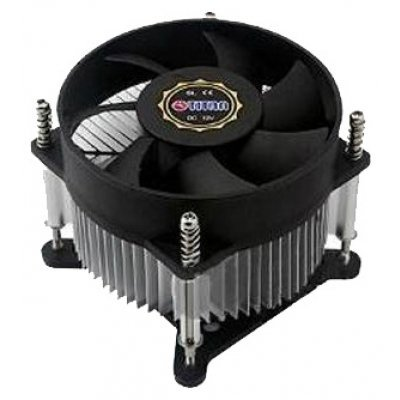Кулер для процессора Titan DC-156L925X/R/CU20 (DC-156L925X/R/CU20)Кулеры для процессоров Titan<br>Кулер TITAN DC-156L925X/R/CU20 до 73W, на винтах, для INTEL LGA 1150/1155/1156, 95x95x63, 3-PIN, 220<br>