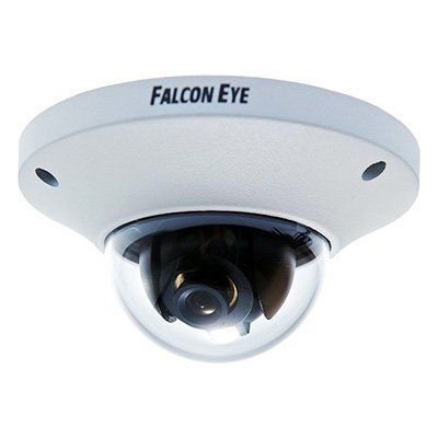 Камера видеонаблюдения Falcon Eye FE-IPC-DW200P цветная (FE-IPC-DW200P) ip камера falcon eye уличная fe ipc dl100p