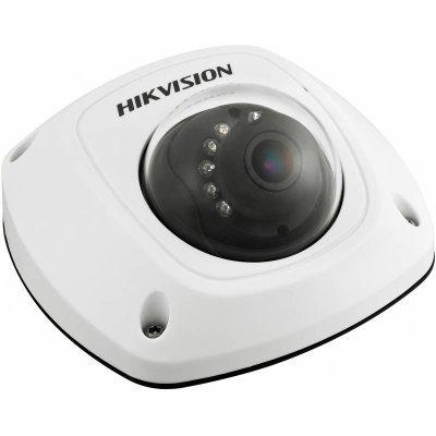 Камера видеонаблюдения Hikvision DS-2CD2542FWD-IWS (4 MM) цветная (DS-2CD2542FWD-IWS (4 MM))Камеры видеонаблюдения Hikvision<br>съемка: цветная; матрица: CMOS, 4Мп, объектив 4 мм; исполнение: внутренняя; видео: 20 кадр/с, 2688 х 1520; Wi-Fi 802.11b/g/n; ИК-подсветка; съемка в HDR; PoE; слот для карт памяти; влагозащищенная; низкотемпературная; микрофон; детектор движения; RJ-45<br>