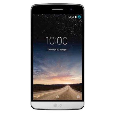 Смартфон LG Ray X190 16Gb титан (LGX190.ACISKT)Смартфоны LG<br>Смартфон LG Ray X190 16Gb титан моноблок 3G 2Sim 5.5 720x1280 Android 5.1 13Mpix WiFi BT GPS GSM900/1800 GSM1900 MP3 FM A-GPS microSDHC max32Gb<br>