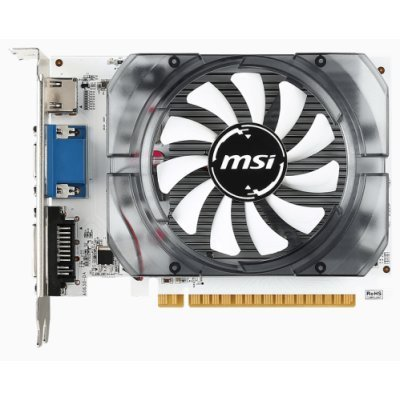 Видеокарта ПК MSI GeForce GT 730 700Mhz PCI-E 2.0 4096Mb 1000Mhz 128 bit DVI HDMI HDCP (N730-4GD3V2)