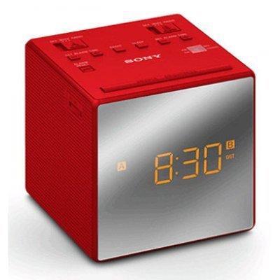 купить Радиобудильник Sony ICF-C1T черный (ICFC1TB.RU5) недорого
