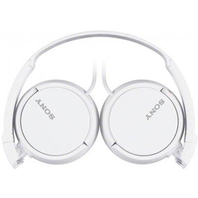 все цены на Наушники Sony MDR-ZX110 белый (MDRZX110W.AE) онлайн