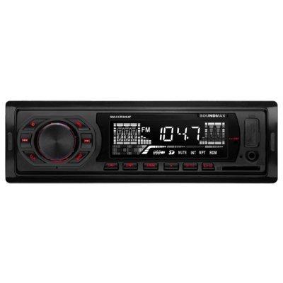 Автомагнитола Soundmax SM-CCR3054F (SM-CCR3054F) автомагнитола soundmax sm cdm1042