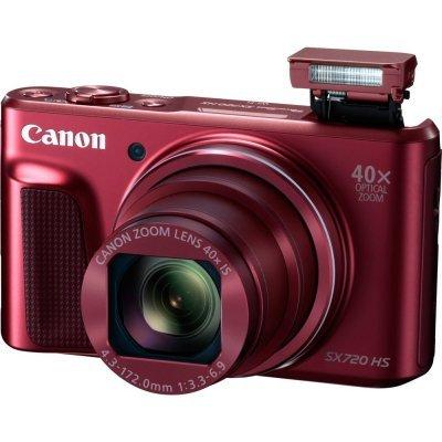 Цифровая фотокамера Canon PowerShot SX720 HS (1071C002) зарядное устройство для фотоаппарата canon powershot