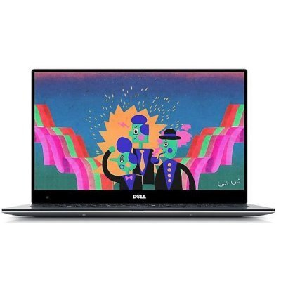 Ультрабук Dell XPS 13 (9350-9389) (9350-9389)Ультрабуки Dell<br>Ультрабук Dell XPS 13 Core i7 6560U/8Gb/SSD256Gb/Intel Iris graphics 540/13.3/Touch/QFHD (3200x1800)/Windows 10/silver/WiFi/BT/Cam/52mAh<br>