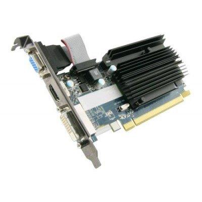 Видеокарта ПК Sapphire Radeon R5 230 625Mhz PCI-E 2.1 1024Mb 1334Mhz 64 bit DVI HDMI HDCP (11233-01-10G), арт: 232496 -  Видеокарты ПК Sapphire