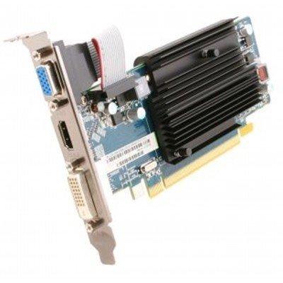 Видеокарта ПК Sapphire Radeon R5 230 625Mhz PCI-E 2.1 2048Mb 1334Mhz 64 bit DVI HDMI HDCP (11233-02-10G), арт: 232499 -  Видеокарты ПК Sapphire