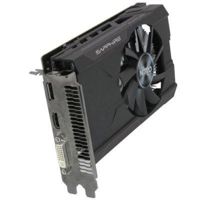 Видеокарта ПК Sapphire Radeon R7 360 1060Mhz PCI-E 3.0 2048Mb 6000Mhz 128 bit DVI HDMI HDCP (11243-05-20G)
