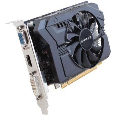 Видеокарта ПК Sapphire Radeon R7 250E 925Mhz PCI-E 3.0 2048Mb 1600Mhz 128 bit DVI HDMI HDCP (11215-21-20G)Видеокарты ПК Sapphire<br>Видеокарта Sapphire PCI-E 11215-21-20G AMD Radeon R7 250 2048Mb 128bit GDDR3 925/1600 DVIx1/HDMIx1/CRTx1/HDCP lite<br>