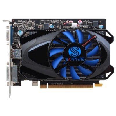 Видеокарта ПК Sapphire Radeon R7 250 1000Mhz PCI-E 3.0 2048Mb 1800Mhz 128 bit DVI HDMI HDCP (11215-21-10G)