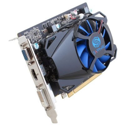 Видеокарта ПК Sapphire Radeon R7 250E 925Mhz PCI-E 3.0 1024Mb 4500Mhz 128 bit DVI HDMI HDCP (11215-19-20G) видеокарта msi pci e r7 360 2gd5 ocv1 amd radeon r7 360 2048mb 128bit gddr5 1100 6000 dvix1 hdmix1 dpx1 hdcp ret