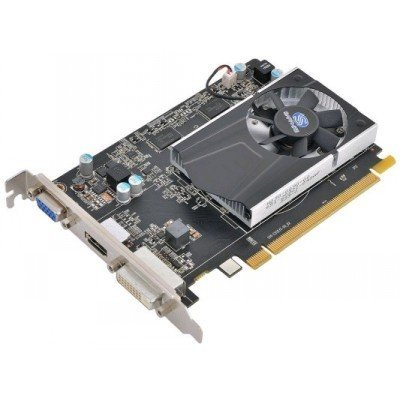 Видеокарта ПК Sapphire Radeon R7 240 730Mhz PCI-E 3.0 2048Mb 1800Mhz 128 bit DVI HDMI HDCP Retail (11216-00-20G)Видеокарты ПК Sapphire<br>Видеокарта Sapphire PCI-E 11216-00-20G AMD Radeon R7 240 2048Mb 128bit DDR3 730/1800/HDMIx1/CRTx1/HDCP lite<br>