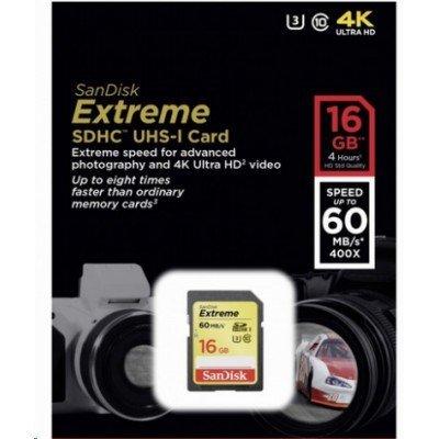 Карта памяти Sandisk 16Gb SDHC Class 10 SDSDXN-016G-G46 (SDSDXN-016G-G46)Карты памяти Sandisk<br>Флеш карта SDHC 16Gb Class10 Sandisk SDSDXN-016G-G46<br>