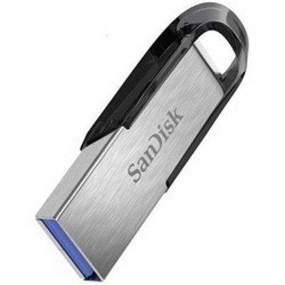 все цены на USB накопитель Sandisk 16Gb Cruzer Ultra Flair SDCZ73-016G-G46 USB3.0 серебристый/черный (SDCZ73-016G-G46) онлайн