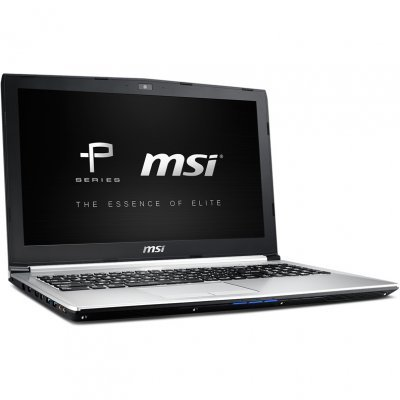 Ноутбук MSI PE60 6QD-498RU (9S7-16J514-498)Ноутбуки MSI<br>15.6 Intel Core i5 6300HQ 2300 МГц 8192 Мб DDR4-2133МГц HDD 1000 Гб MS Windows 10 Home (64-bit), Серебристый<br>