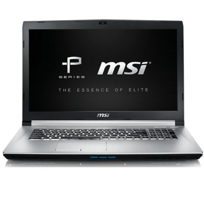 Ноутбук MSI PE70 6QD-245XRU (9S7-179542-245)Ноутбуки MSI<br>i5-6300HQ 8Gb 1Tb nV GTX950M 2Gb 17,3 FHD DVD(DL) BT Cam 3834мАч Free DOS Серебристый<br>