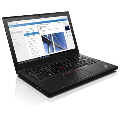 Ультрабук Lenovo ThinkPad X260 (20F60041RT) (20F60041RT)Ультрабуки Lenovo<br>12.5HD(1366x768)IPS, i5-6200U(2.3GHz), 4GB, 500GB/5400 + 8GbSSD, HD Graphics 5500, NoODD, WiFi, TPM, BT, FPR, 3cell+3cell, Cam, WWANready, Win7Pro64+Win8.1Pro coupon, 1.34Kg, 3y.wMTM20CM<br>