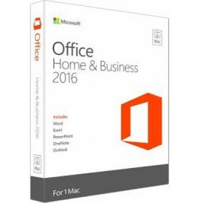 Офисное приложение Microsoft Office Mac Home Business 1PK 2016 Russian Russia Only Medialess (W6F-00613) (W6F-00613)Офисные приложения Microsoft<br>Для 1 Mac.<br>