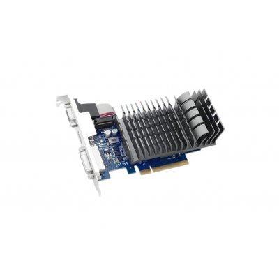 Видеокарта ПК ASUS GeForce GT 710 954Mhz PCI-E 2.0 1024Mb 1800Mhz 64 bit DVI HDMI HDCP ( 90YV0941-M0NA00)Видеокарты ПК ASUS<br><br>