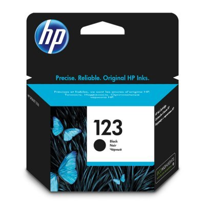 Картридж для струйных аппаратов HP F6V17AE черный (F6V17AE) картридж hp f6v17ae для deskjet 2130 120стр черный
