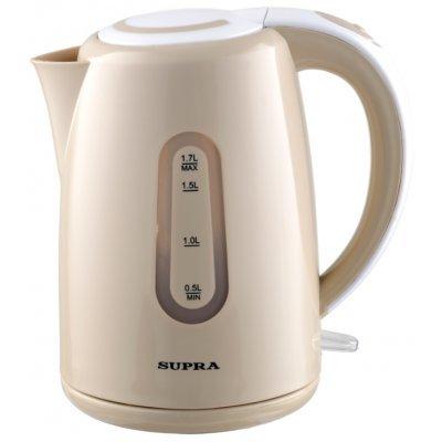 Электрический чайник Supra KES-1720 бежевый (KES-1720 бежевый) электрический чайник supra kes 2008 kes 2008