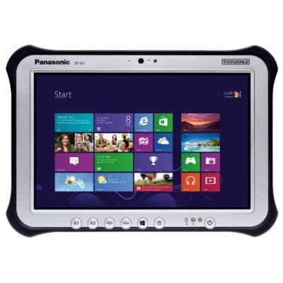 Фото Планшетный ПК Panasonic Toughpad FZ-G1 128Gb LAN LTE
