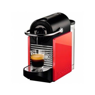 Кофемашина Delonghi Nespresso Pixie Clips (EN 126) delonghi magnifica ecam22 360 b кофемашина