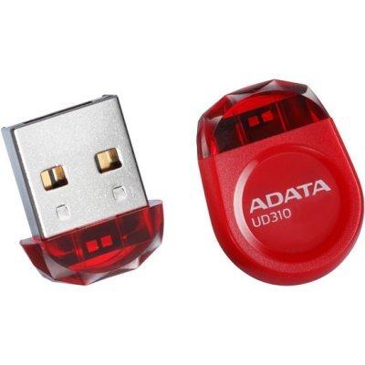 USB накопитель A-Data AUD310-8G-RRD (AUD310-8G-RRD)USB накопители A-Data<br>Флеш накопитель 8GB A-DATA DashDrive UD310, USB 2.0, Красный<br>