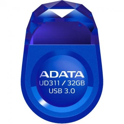 USB накопитель A-Data AUD311-32G-RBL (AUD311-32G-RBL) usb flash drive 16gb a data dashdrive durable ud311 blue aud311 16g rbl
