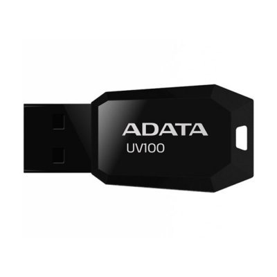 USB накопитель A-Data AUV100-32G-RBK (AUV100-32G-RBK) usb накопитель electronic science and technology 32g 32g logo