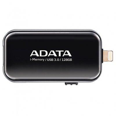 USB накопитель A-Data AUE710-128G-CBK (AUE710-128G-CBK) накопитель ssd a data adata ultimate su800 512gb asu800ss 512gt c