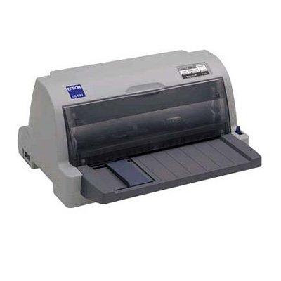Матричный принтер Epson LQ-630 (C11C480141) принтер матричный epson lq 630
