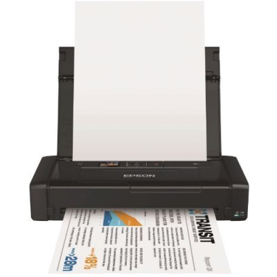 Струйный принтер Epson WorkForce WF-100W (C11CE05403)Струйные принтеры Epson<br><br>