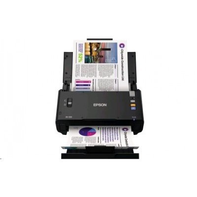Сканер Epson WorkForce DS-520 (B11B234401)