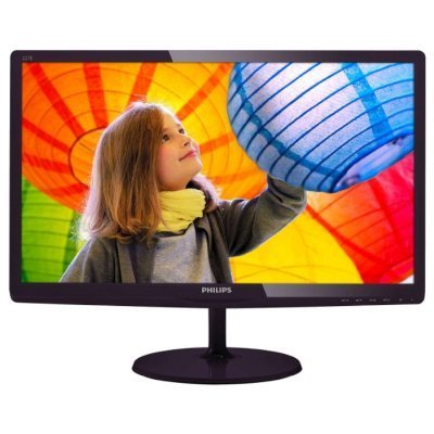 Монитор Philips 22 227E6LDSD (227E6LDSD/00(01))Мониторы Philips<br>МОНИТОР 21.5 PHILIPS 227E6LDSD/00(01) Black-Cherry (LED, Wide, 1920x1080, 1 ms, 170°/160°, 250 cd/m, 20M:1, +DVI, +HDMI-MHL)<br>