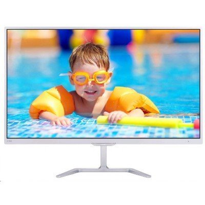 Монитор Philips 27 276E7QDSW (276E7QDSW/00(01))Мониторы Philips<br>МОНИТОР 27 PHILIPS 276E7QDSW/00(01) WHITE (PLS, LED, 1920x1080, 5(14) ms, 178°/178°, 250 cd/m, 20M:1, +DVI, +HDMI-MHL)<br>