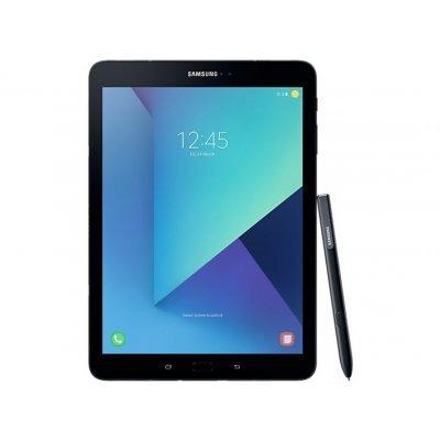 Планшетный ПК Samsung Galaxy Tab S3 9.7 LTE черный (SM-T825NZKASER)Планшетные ПК Samsung<br>9.7 (2048x1536), память 4/32 гб, MicroSD (до 256 гб), камеры 5/13 мп, Android, 6000 mAh, Wi-Fi, Bluetooth<br>