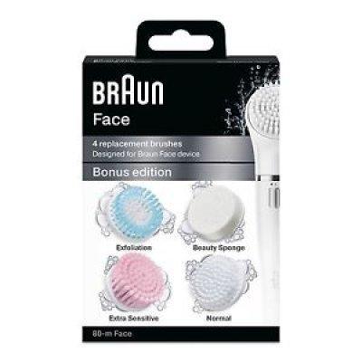 Насадка для эпилятора Braun SE80m (81506832)Насади для эпилятора Braun<br>Насадка Braun SE80m для эпиляторов (упак.:4шт)<br>