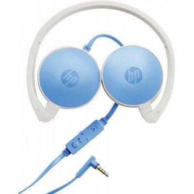 Наушники HP J9C30AA (J9C30AA)Наушники HP<br>накладные наушники с микрофоном, регулятор громкости, чувствительность 102 дБ, разъём mini jack 3.5 mm, складная конструкция<br>