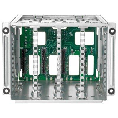 Корзина для жестких дисков HP DL380 Gen9 Bay1 Cage/Bkpln Kit (719067-B21) (719067-B21)Корзины для жестких дисков HP<br>Корзина для жестких дисков HP DL380 Gen9 Bay1 Cage/Bkpln Kit (719067-B21)<br>