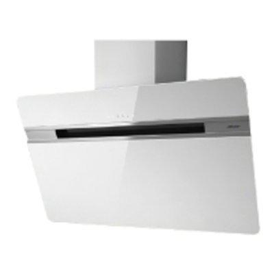 Вытяжка Jet air Viki WH/A/60 (PRF0111499)Вытяжки Jet air<br>каминная вытяжка<br>наклонная<br>монтируется к стене<br>отвод / циркуляция<br>для больших кухонь<br>ширина для установки 60 см<br>электронное управление<br>периметриальное всасывание<br>