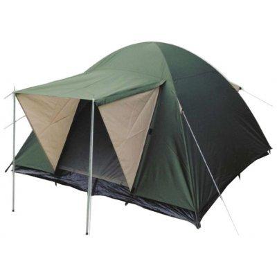 Палатка Bergen Sport IGLOO I (IGLOO-1)Палатки Bergen Sport<br>трекинговая палатка<br>3-местная<br>внутренний каркас<br>дуги из стеклопластика<br>один вход / одна комната<br>невысокая водостойкость<br>вес: 5 кг<br>навес над входом<br>