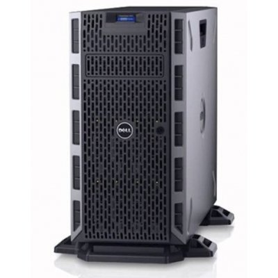 Сервер Dell PowerEdge T330 (210-AFFQ-3) (210-AFFQ-3)Серверы Dell<br>Сервер Dell PowerEdge T330 1xE3-1270v5 1x16Gb 1RUD x8 1x1Tb 7.2K 3.5 SATA RW H730 iD8En+PC 5720 2P 2x495W 3Y NBD (210-AFFQ-3)<br>