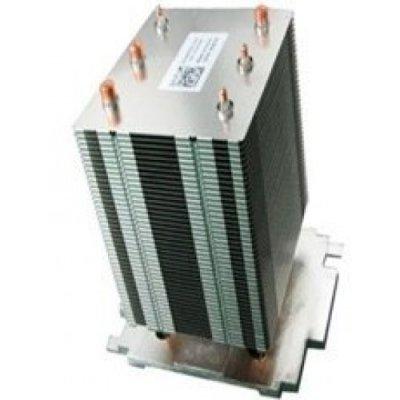Система охлаждения для сервера Dell PE R630 Heat Sink for Additional CPU, 160W (412-AAFC) (412-AAFC)Системы охлаждения для серверов Dell<br>Радиатор PE R630 Heat Sink for Additional CPU, 160W<br>