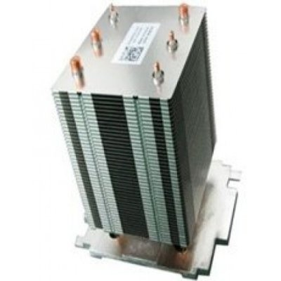 Система охлаждения для сервера Dell PE R630 Heat Sink for Additional CPU, 160W (412-AAFC) (412-AAFC) synthetic graphite cooling film paste 300mm 300mm 0 025mm high thermal conductivity heat sink flat cpu phone led memory router